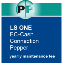 LS One Pepper HW EC Cash Anbindung yearly maintenance fee