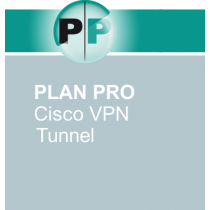 PLAN PRO Cisco VPN Security Tunnel