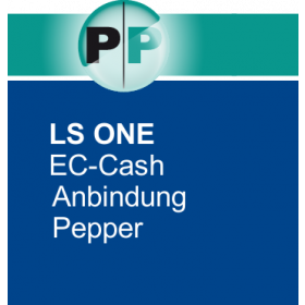 LS One Pepper HW EC Cash Anbindung