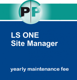 LS One Kassensoftware - Sitemanager yearly maintenance fee