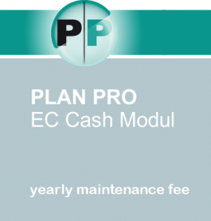 PP EC Cash Modul yearly maintenance fee